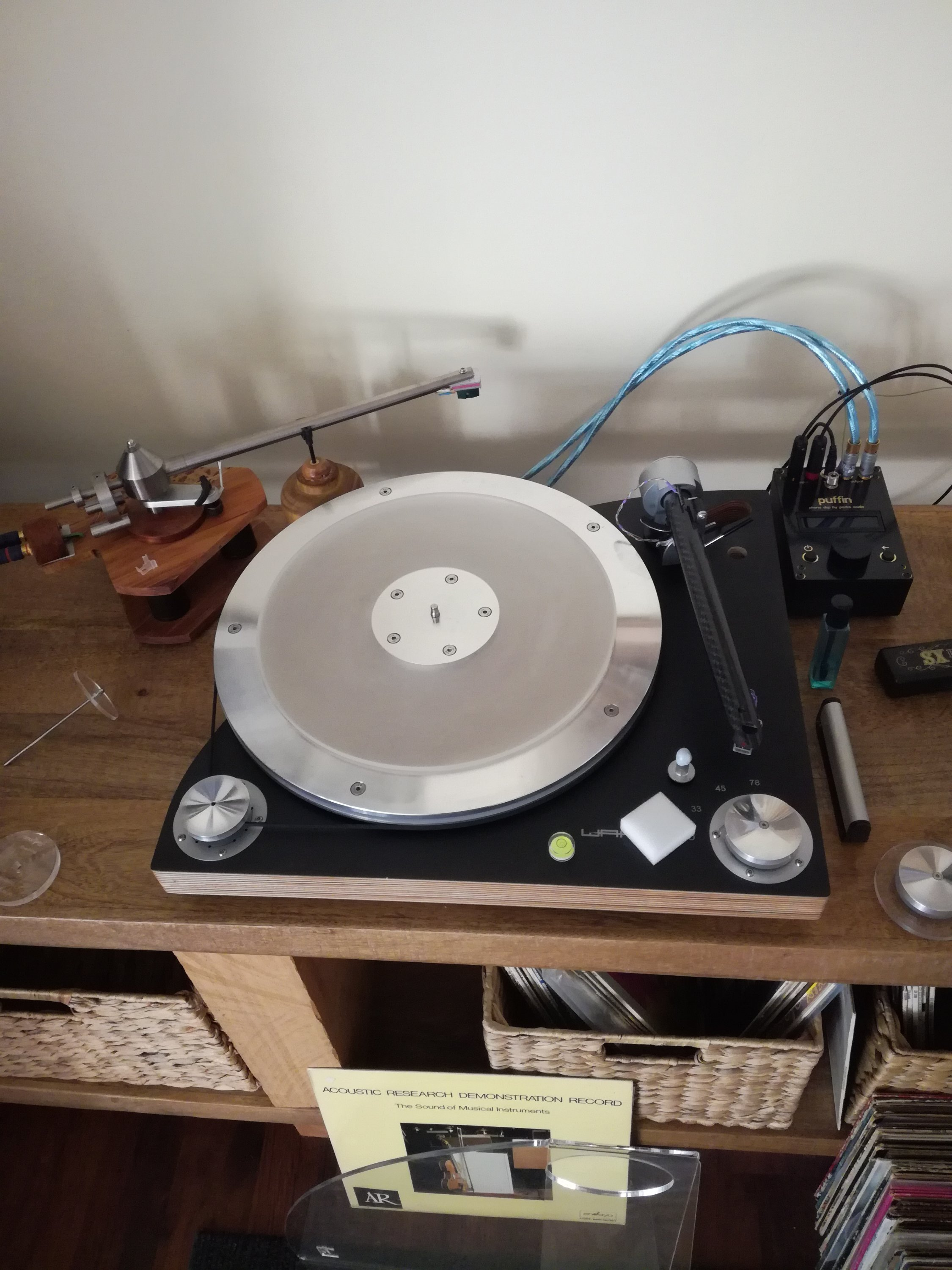 Review] The Wand 14-4 Turntable – Music & Hi-fi Appreciations